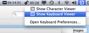 How to Figure Out Bizarre Keyboard Symbols on a Mac