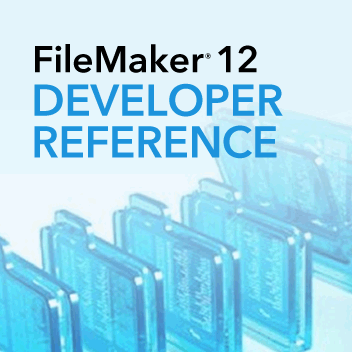FileMaker 12 Developer Reference