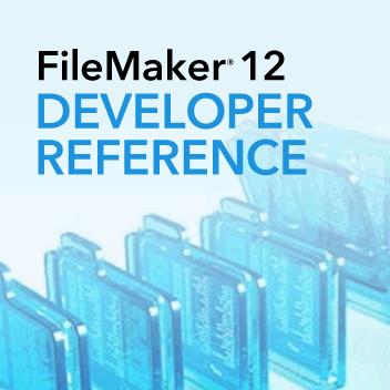 FileMaker 12 Developer Reference
