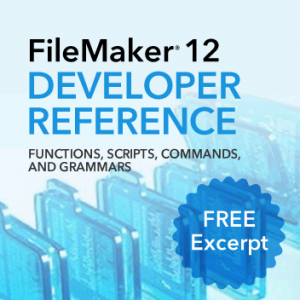 FileMaker 12 Developer Referene cover