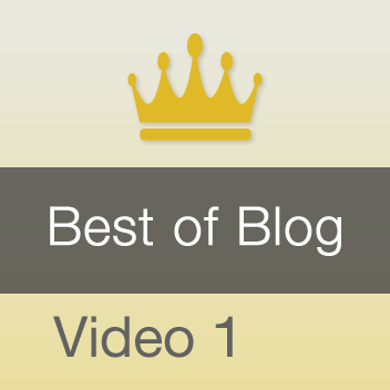 Best of the Blog - Video 1