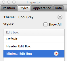 Exploring Styles in FileMaker 13 | Soliant Consulting