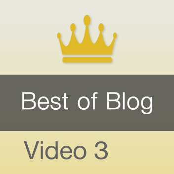 Best of the Blog - Video 3