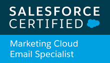 Salesforce Certified - Marketing Cloud Email Specialist