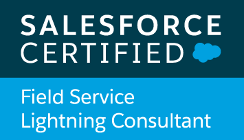 Salesforce Certified - Field Service Lightning Consultant