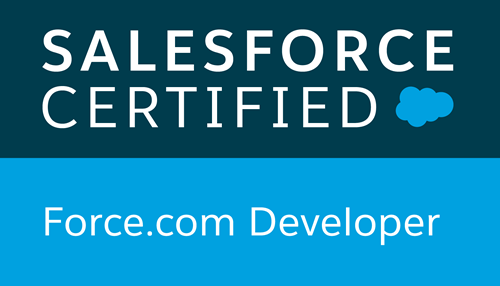 Salesforce Certified Force.com Developer
