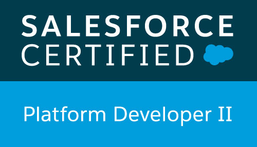Salesforce Certified - Platform Developer II