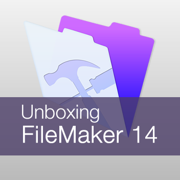 Thumbnail for the Unboxing FileMaker 14 Playlist