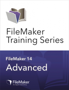 FileMaker Training Series: Advanced book cover