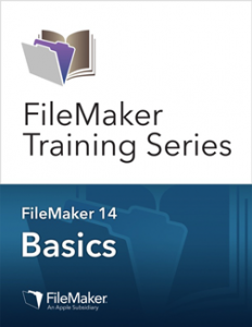 FileMaker Training Series: Basics book cover