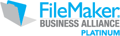 FileMaker Consultants Platinum Partner