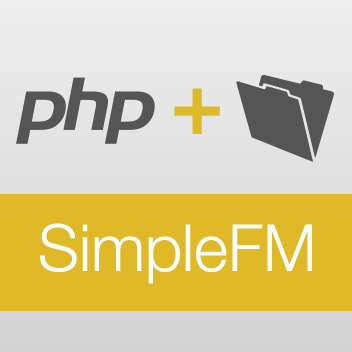 PHP + FileMaker, Simple FM
