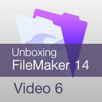 Unboxing FileMaker 14 - Video 6
