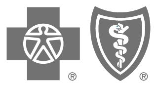 Blue Cross/Blue Shield logo