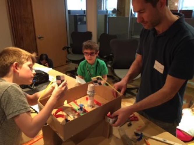 Building a maze for the HEXBUG robots