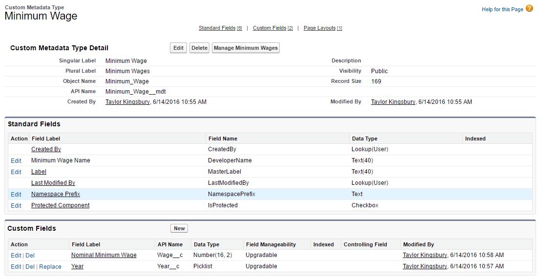 Using Custom Metadata Types - Soliant Consulting