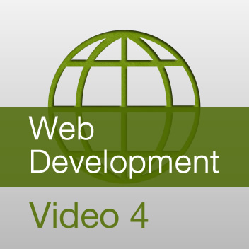 Web Development - Video 4
