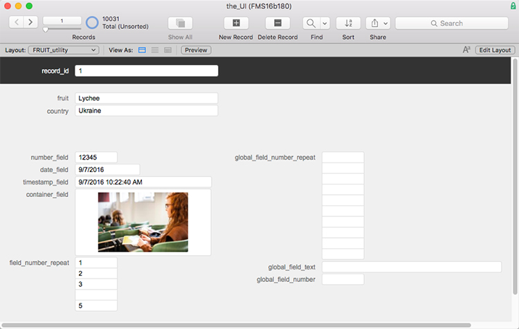 FileMaker Data AP: Uses and Applications in FileMaker Server