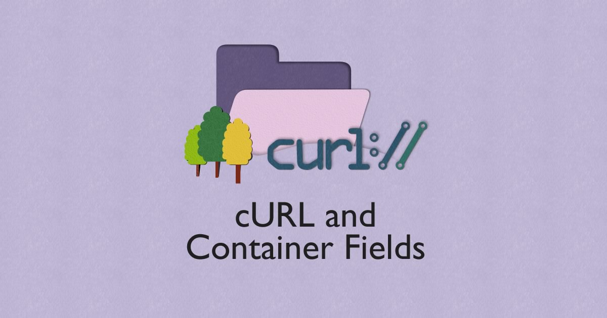 FileMaker 16: cURL and Container Fields   Soliant Consulting