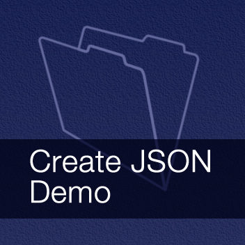 FileMaker 16 Create JSON Demo
