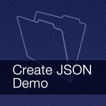 FileMaker 16 Create JSON Demo