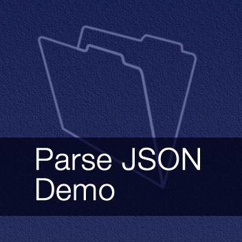 FileMaker 16 Parse JSON Demo