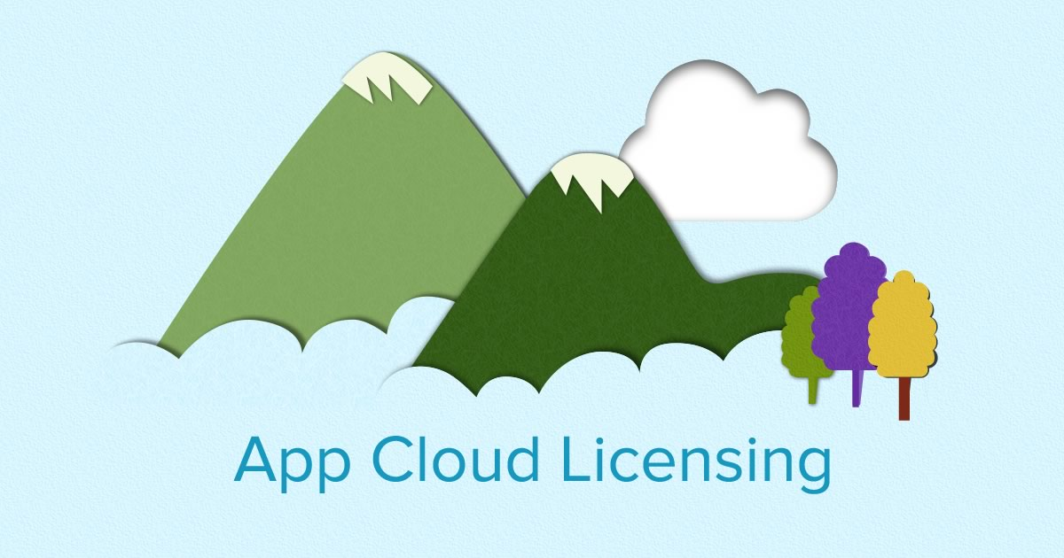 App Cloud Licensing – The Force com License Replacement