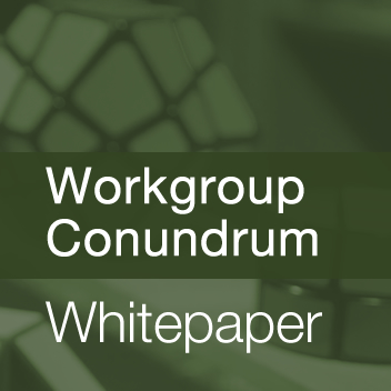 Workgroup Conundrum Whitepaper