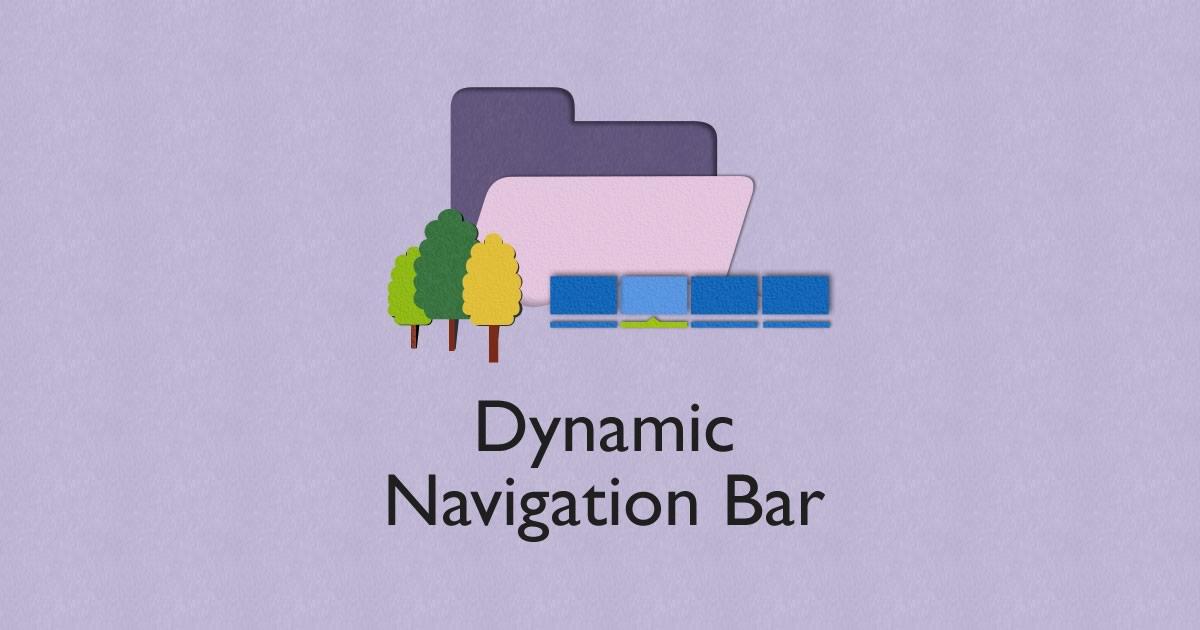 How to Build a Dynamic FileMaker Navigation Bar - An