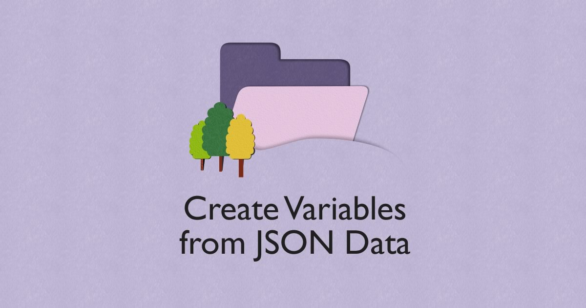 How to Automatically Create Variables from JSON Data in FileMaker