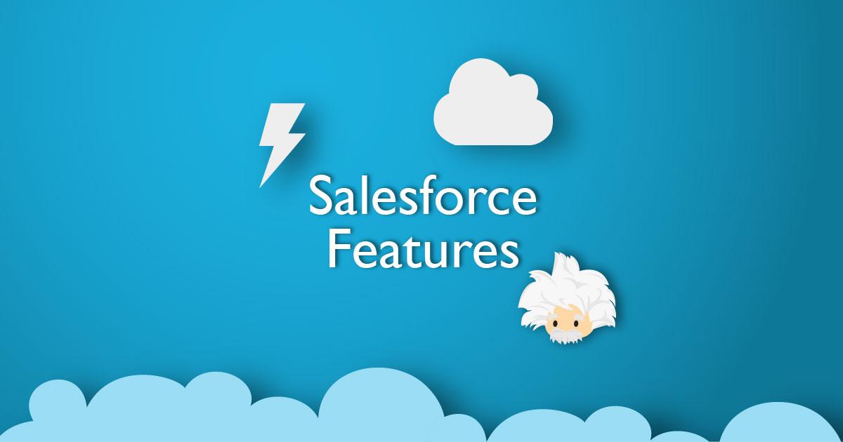 myLightning, myEinstein, mySalesforce and More in Salesforce