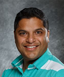 Amit Parker, Senior Business Solutions Architect