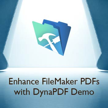 Enhance FileMaker PDFs with DynaPDF Demo