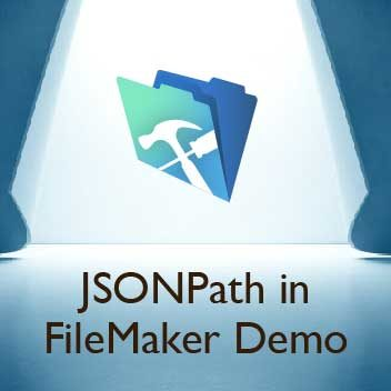 JSONPath in FileMaker Demo