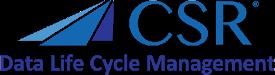 CSR Data Life Cycle Management logo