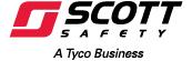 Scott Safety - A Tyco Business logo
