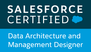 Salesforce Certified - Data Architecture and Management Designer