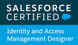 Salesforce Certified - Identity and Access Management Designer