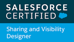 Salesforce Certified - Sharing and Visibility Designer