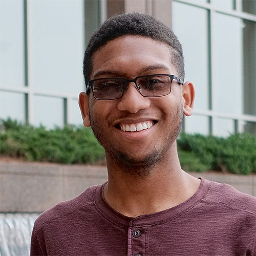 Marcus Marshall, Jr. - Recipient of the Soliant Sunrise Scholarship for the Fall 2019-Spring 2020 academic year