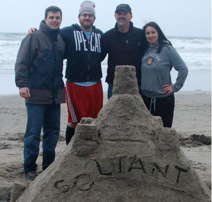 Soliant Offsite: Engineering challenge - building sand castles