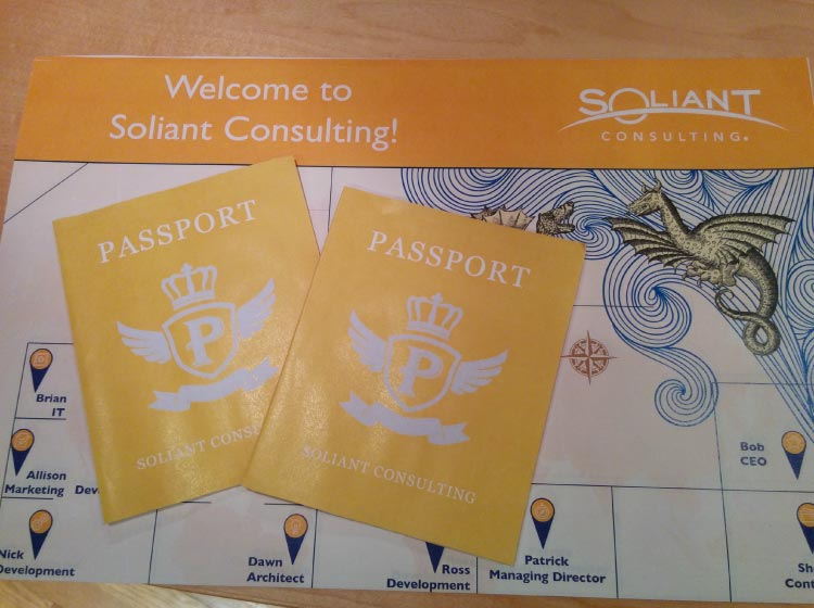 Bring Your Child to Work Day - Soliant Passport