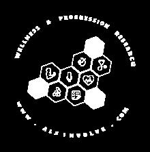 ALS Never Surrender Foundation logo in white