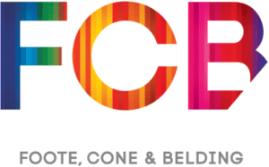 Foote, Cone and Belding logo