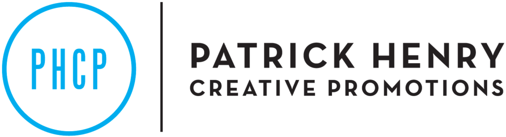 PHCP - Patrick Henry Creative Promotions logo