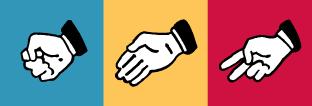 Rock, Paper, Scissors logo