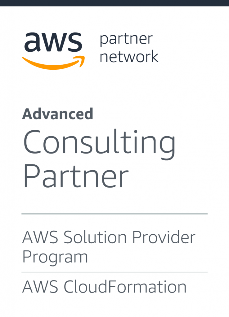AWS Partner Network: Advanced Consulting Partner - AWS Solution Provider, AWS CloudFormation