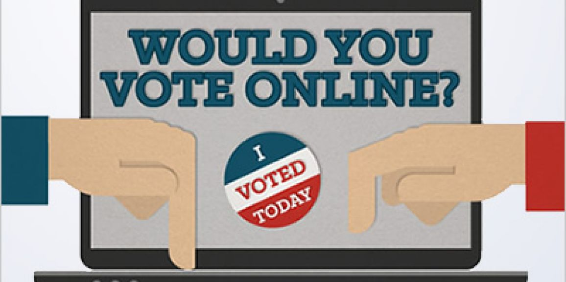 Would You Vote Online? Survey Charts