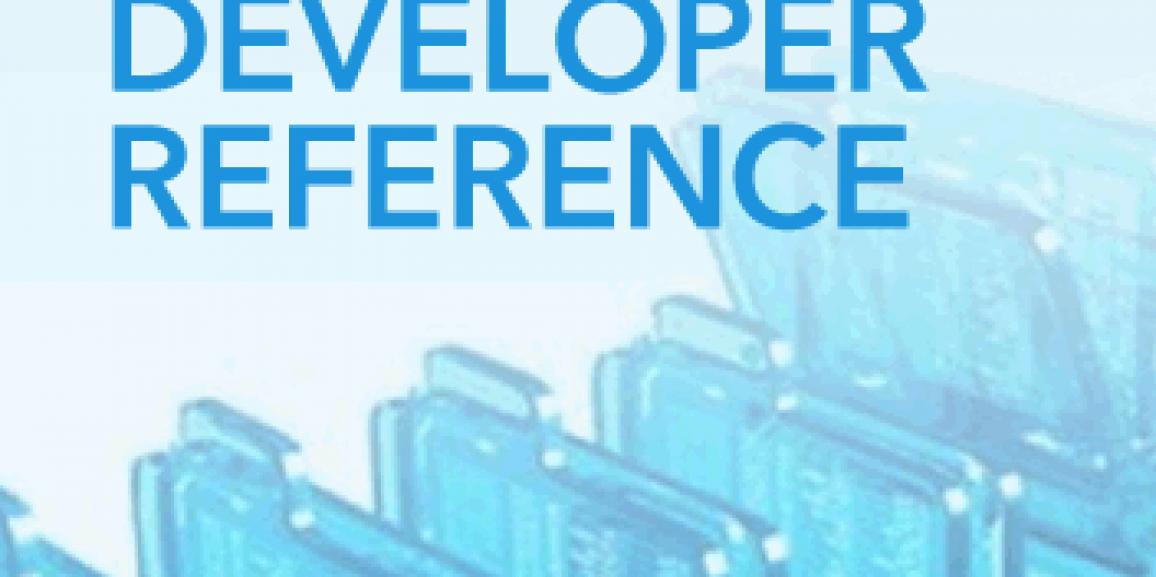 FileMaker 12 Developer Reference Excerpt