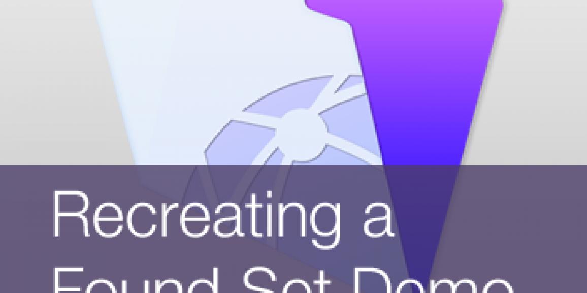 Recreating a FileMaker Found Set Demo